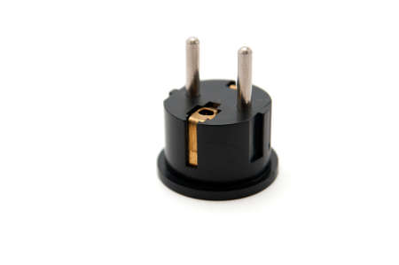 EU european power plug 2 pin