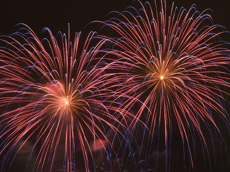 Fireworks Stock Photo - 582423