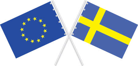 eu: EU - Sweden Illustration