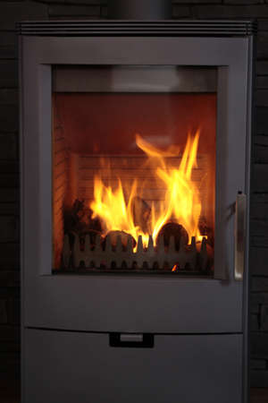 fireplace Stock Photo - 14658194