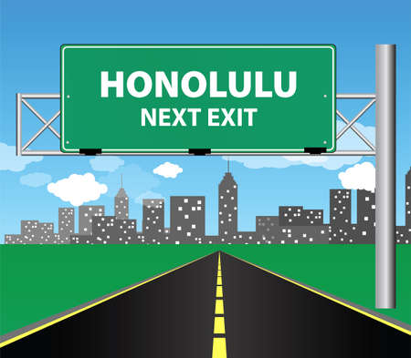 next exit - Honolulu