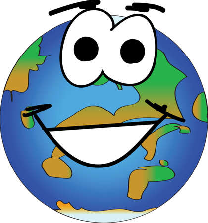 tierra caricatura: caricatura tierra