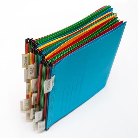fascicle: Paper folders