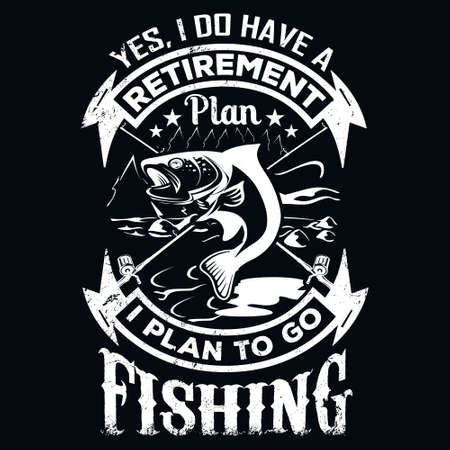 Fishing t shirts design,Vector graphic, typographic poster or t-shirt