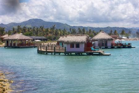 Amber Cove, Dominican Republic. Stock Photo