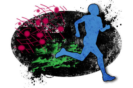 run figure