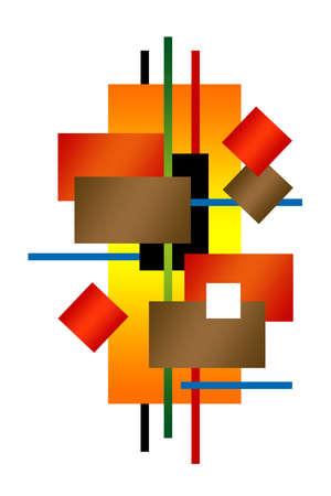 Geometric pattern Фото со стока
