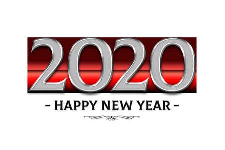 2020 Stock Photo - 121335653