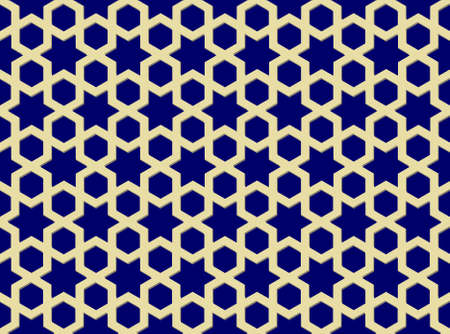 orient: northafrica and orient pattern with stars
