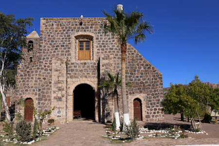santa rosalia: Mision Santa Rosalia de Mulege, Baja California, Mexico