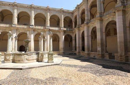 Museo de las Culturas de Oaxaca Stock Photo