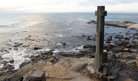 luderitz: Diaz Cross, Diaz Cape, Luderitz, Namibia