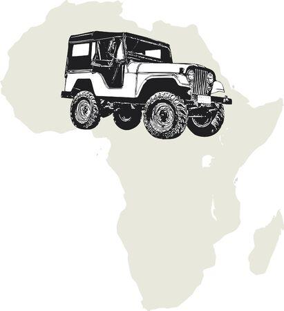 Adbenture in Africa  Africa offroad