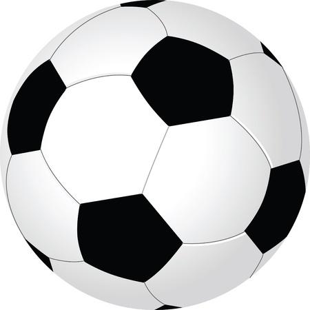 Football or soccer Ilustração