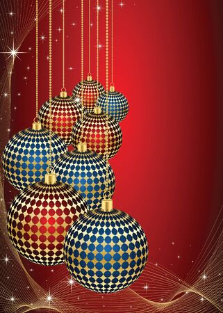Christmas decorations Stock Vector - 14973730