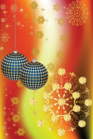 Christmas decorations Stock Vector - 14973714