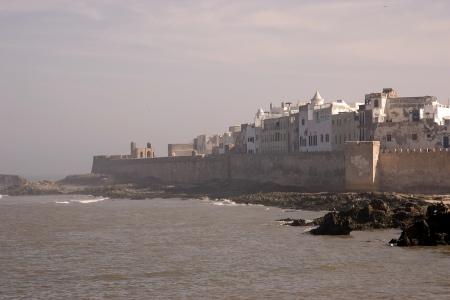 fortified: Morocco, Essaouira fortified on the Atlantic coast