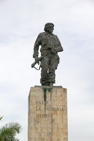 che guevara: Che Guevara monument at the Che Guevara Mausoleum, Santa Clara, Cuba