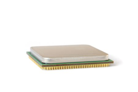 microcomputer: Isolated CPU