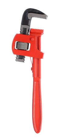 Adjustable pipe wrench Stock Photo - 1164521