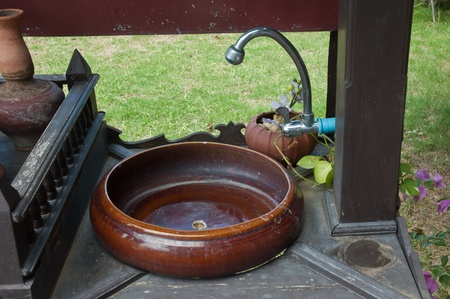 Ceramic sinks photo