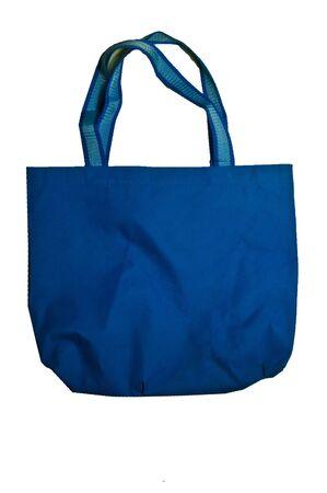 Blue bag photo