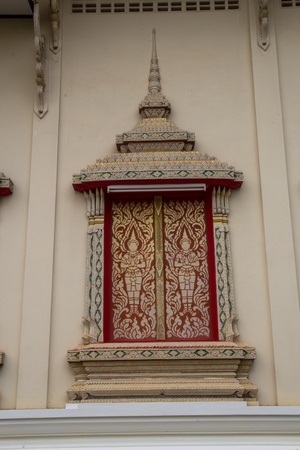 The church, temple Thailand, Thailand art  photo