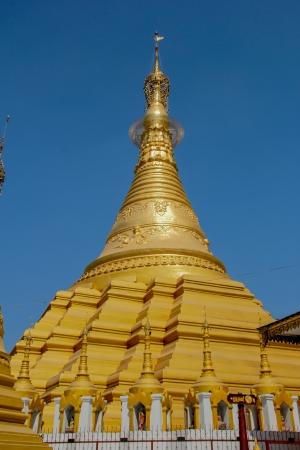 The buddhist stupa Stock Photo - 18004456