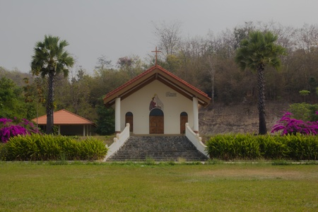 Small Church of Christ in Thailand photo