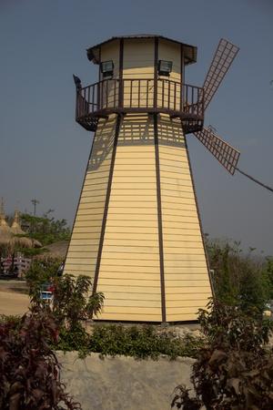 beautiful windmill photo