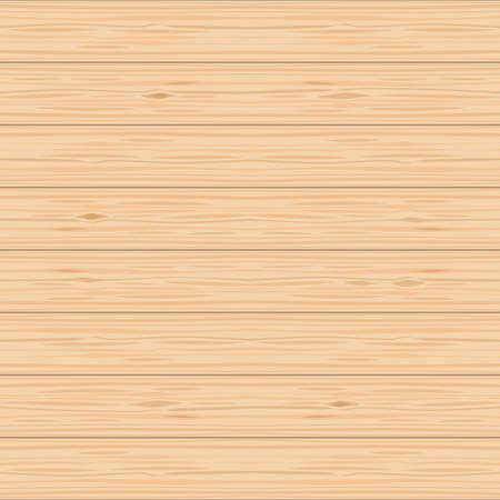 Wood grain background material - natural brown Vektoros illusztráció