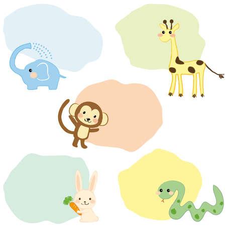 Animal Illustration Set-3