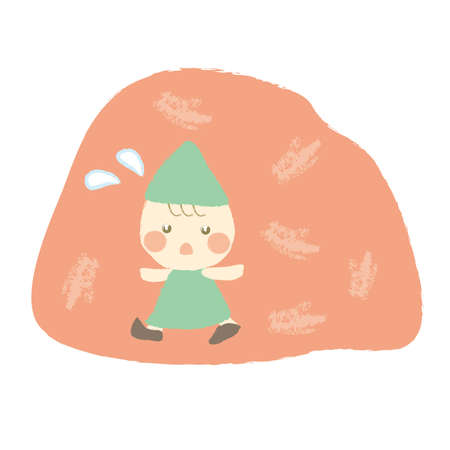 Children's illustration  イラスト・ベクター素材