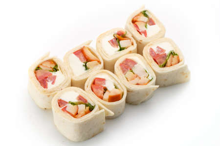 competent: Sets, rolls, sushi at this Japanese restaurant. Prepared by a competent master.