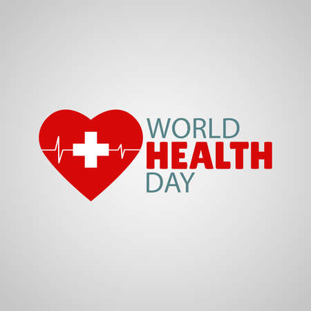 A Vector Illustration on the theme World Health Day Illustration