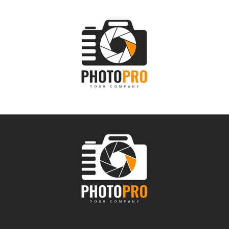 Création de logo Photo Studio. Logo