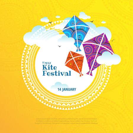 Vector festival of India.