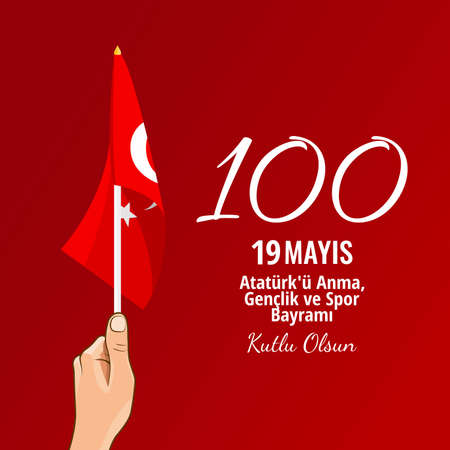 Commemoration of Ataturk, Youth and Sports Day.