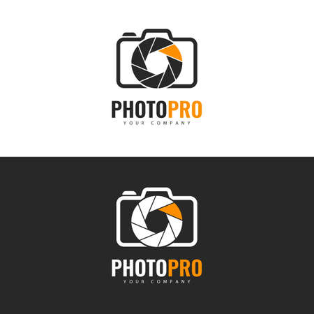 Vector illustration. Photo Studio icon design.