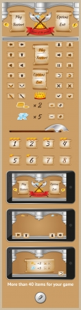 graphical user interface for games 6