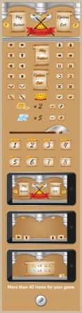 ios: interface utilisateur graphique pour les jeux 6