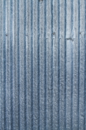 Texture of galvanized iron plate photo