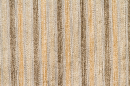 cloes up brown fabric stripe texture for background photo