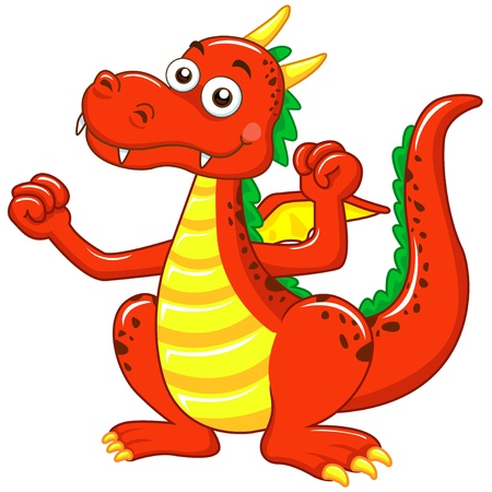 the dragon cartoon fot kids