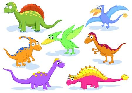 nice: dinosaur  Stock Photo