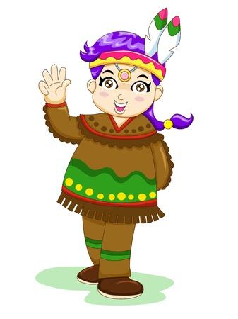 indian girl photo