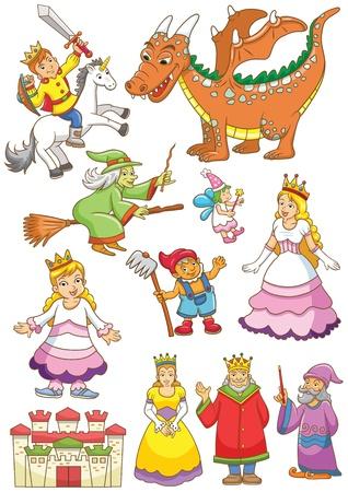elf queen: funny fairy