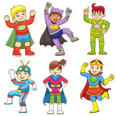 heroes: super child