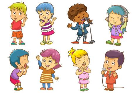aplaudiendo: conjunto de actividades infantiles routines.EPS10 archivo Degradados simples, sin efectos, sin malla, no Transparencies.All en grupo separado para facilitar la edici�n.
