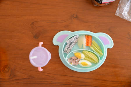 Baby Led Weaning (BLW) meal for Baby, Food idea